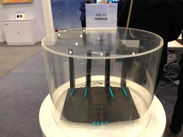 H3C X3电竞路由器