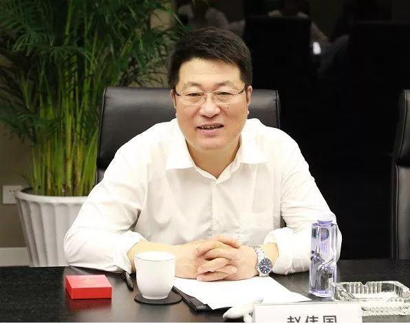 紫光集团董事长兼首席执行官赵伟国