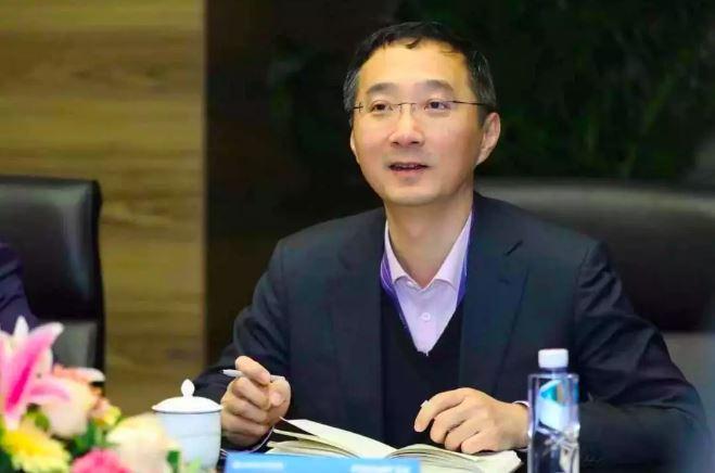 新华三集团副总裁傅强发言